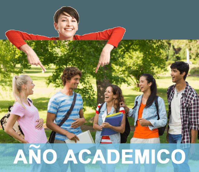 Un año academico en el extranjero
