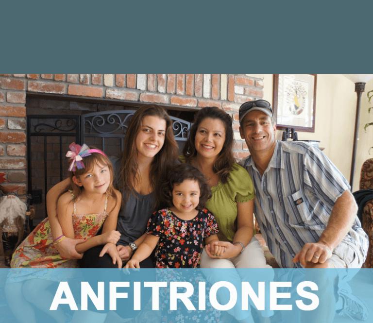 Anfitriones familia