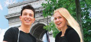 Estudiantes en Europa - Francia