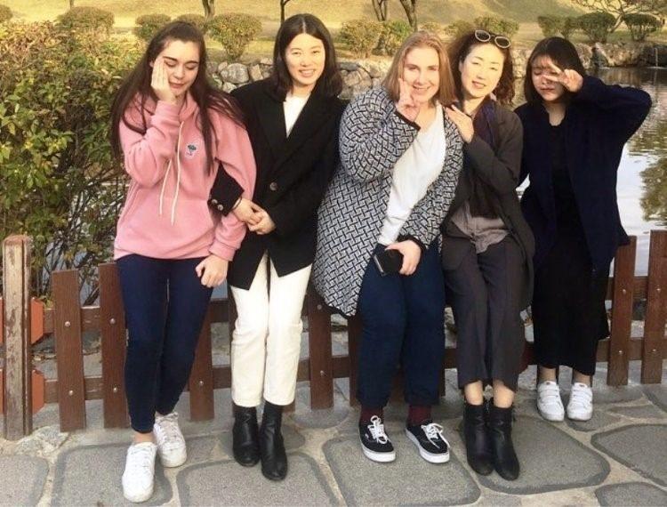 intercambio estudiantil a corea del sur