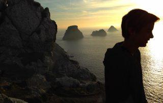 Estudiante en el mar | Estudiar en extranjero