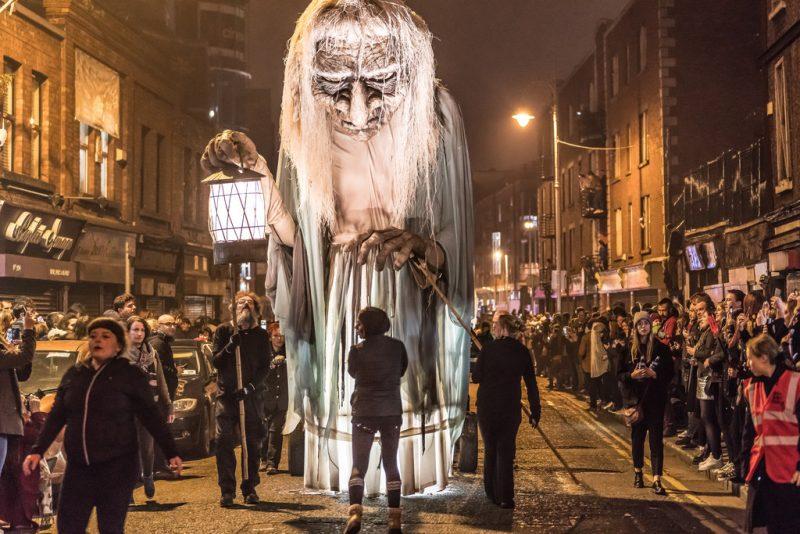 """Dia de Muertos en Todo el Mundo - Irlanda - """"Samhain"""""""