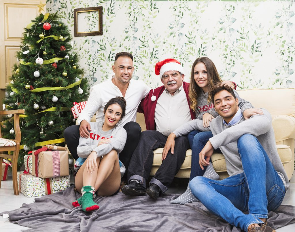 Familia anfitriona para estudiantes extranjeros