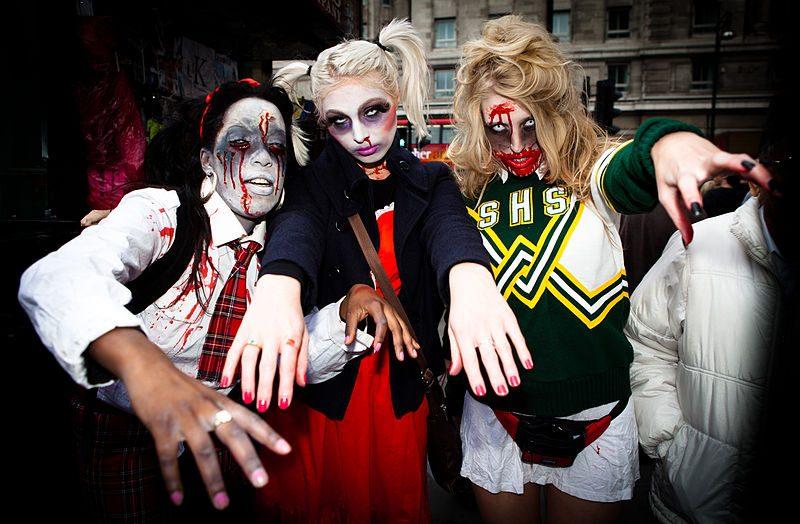 """Dia de Muertos en Todo el Mundo - Inglaterra - """"Noche de Todas las Almas"""""""