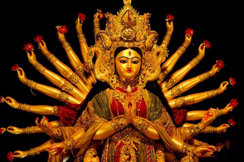 Dia de Muertos en Todo el Mundo - India - El Mahalaya