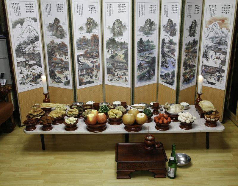 """Dia de Muertos en Todo el Mundo - Corea del Sur - """"Jesa"""""""