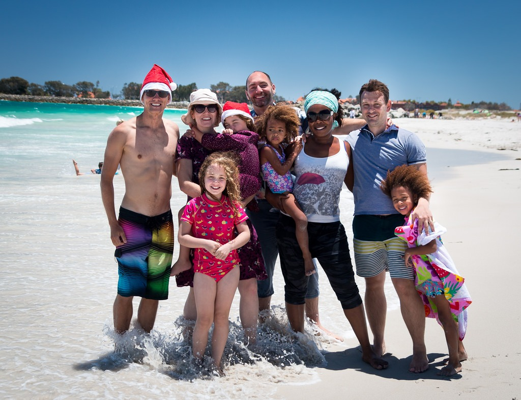 Australia o la soleada Navidad