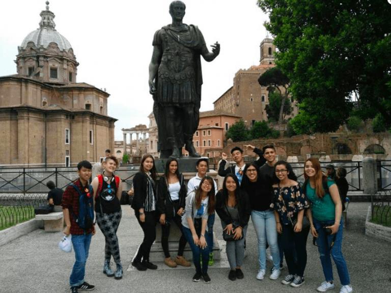 intercambios estudiantiles preparatoria en italia