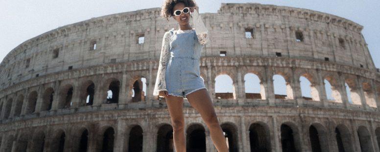 estudiante en roma - estudiar en italia