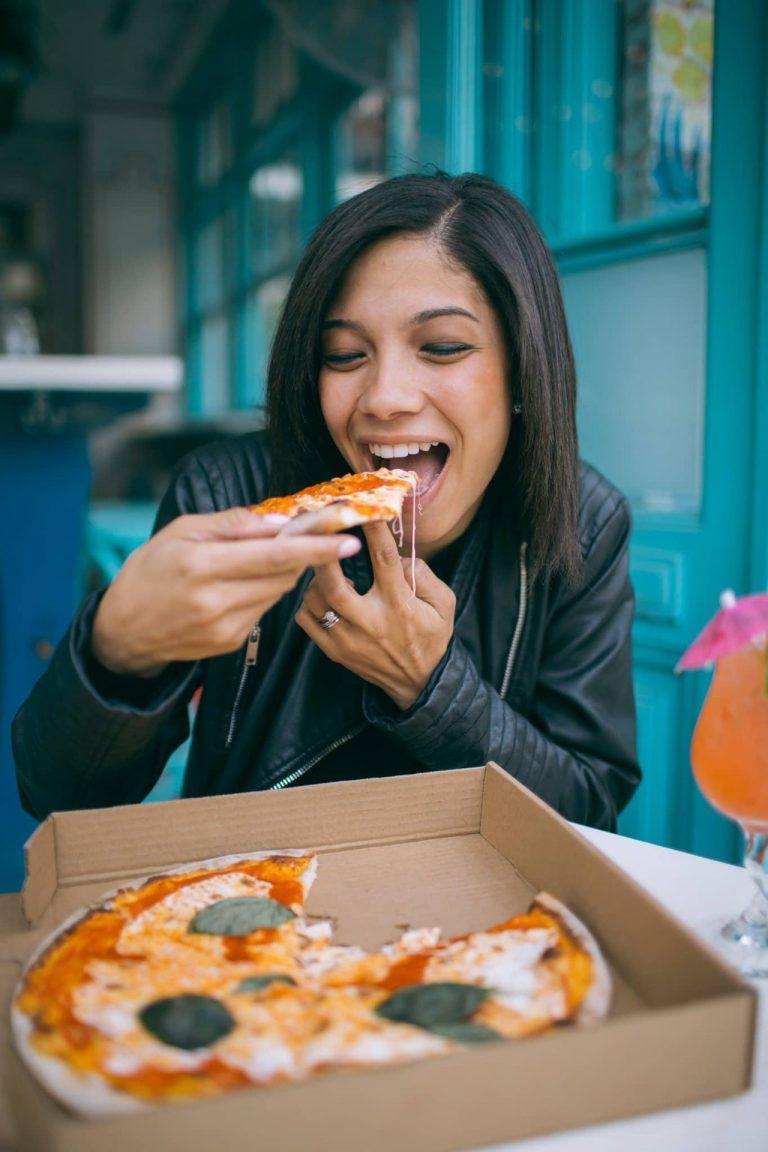 Comida Italiana - Pizza Margherita