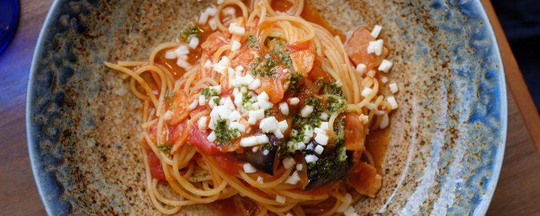 Comida Italiana - Pasta Amatriciana