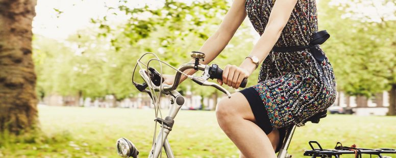 Estudiar en Francia - andar en bicicleta