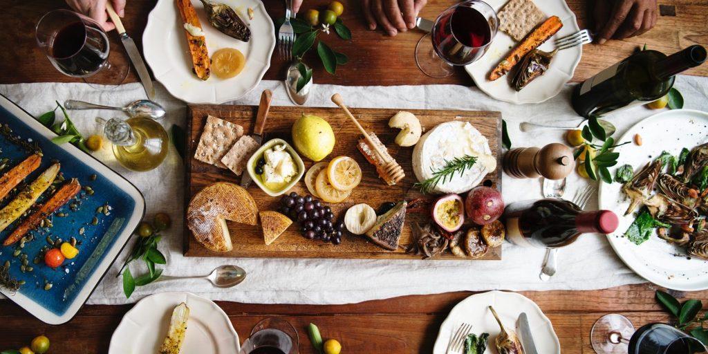 Comida Italiana - costumbres y tradiciones de italia.