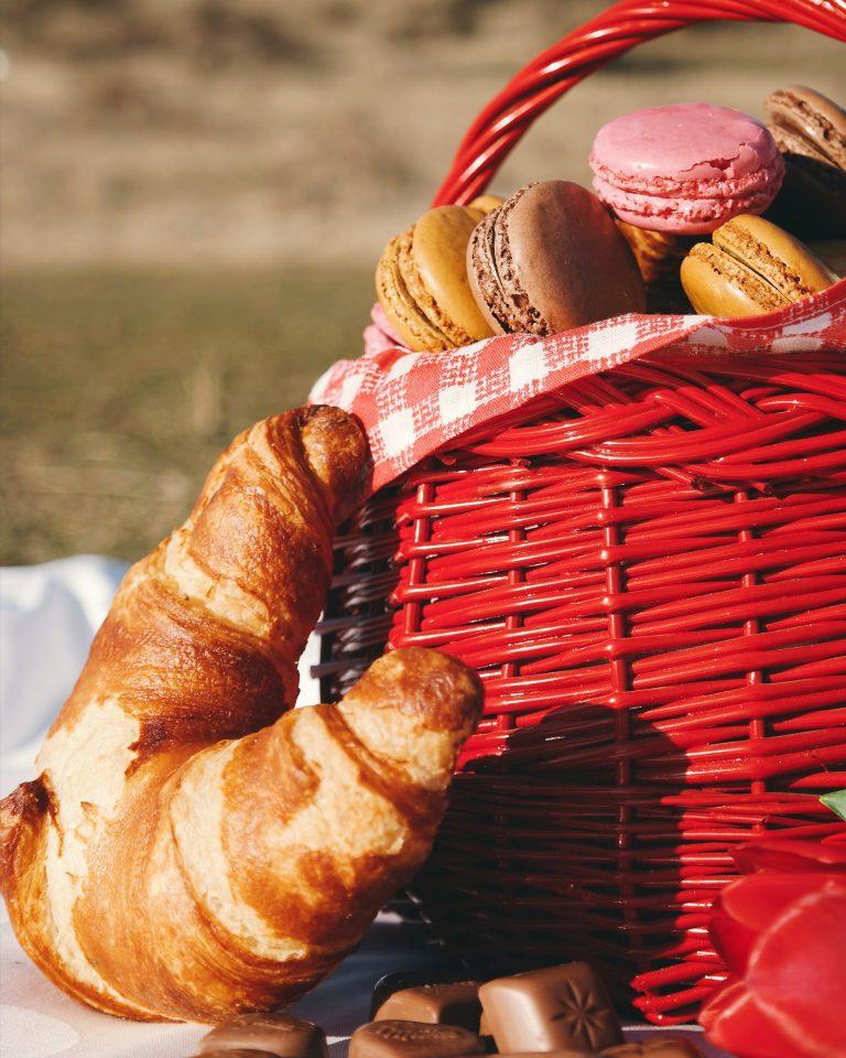 Croissant Francés - Estudiar en Francia