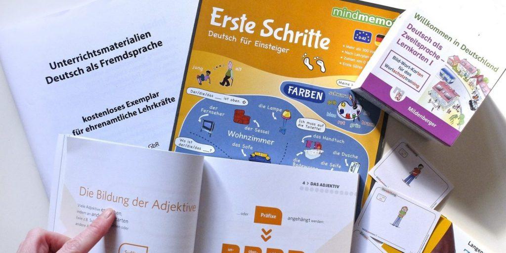 Curso de aleman Estudiante de Intercambio