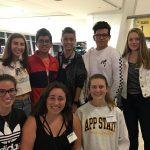 estudiantes de intercambio Grupo Francia 222