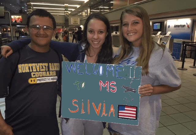 estudiante-intercambio familia anfitriona america