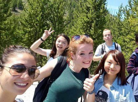 Estudiantes de intercambio - Un mundo de posibilidades con programas de intercambio
